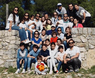 club almira en familia